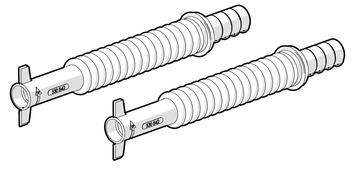 Ablaufschlauch Ersatzteile Aluminiumrollo