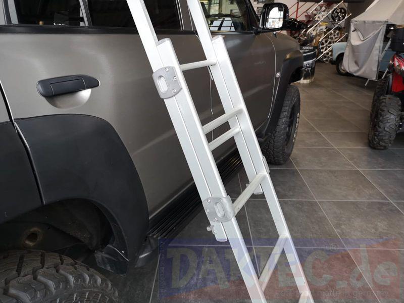 Extra Lange Leiter Dachzelt