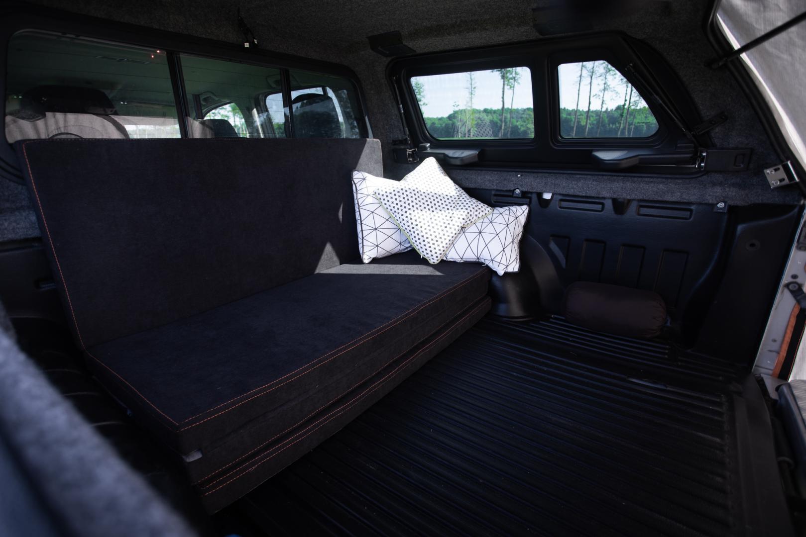 Matratze für Pick-up Pritsche DC Camping