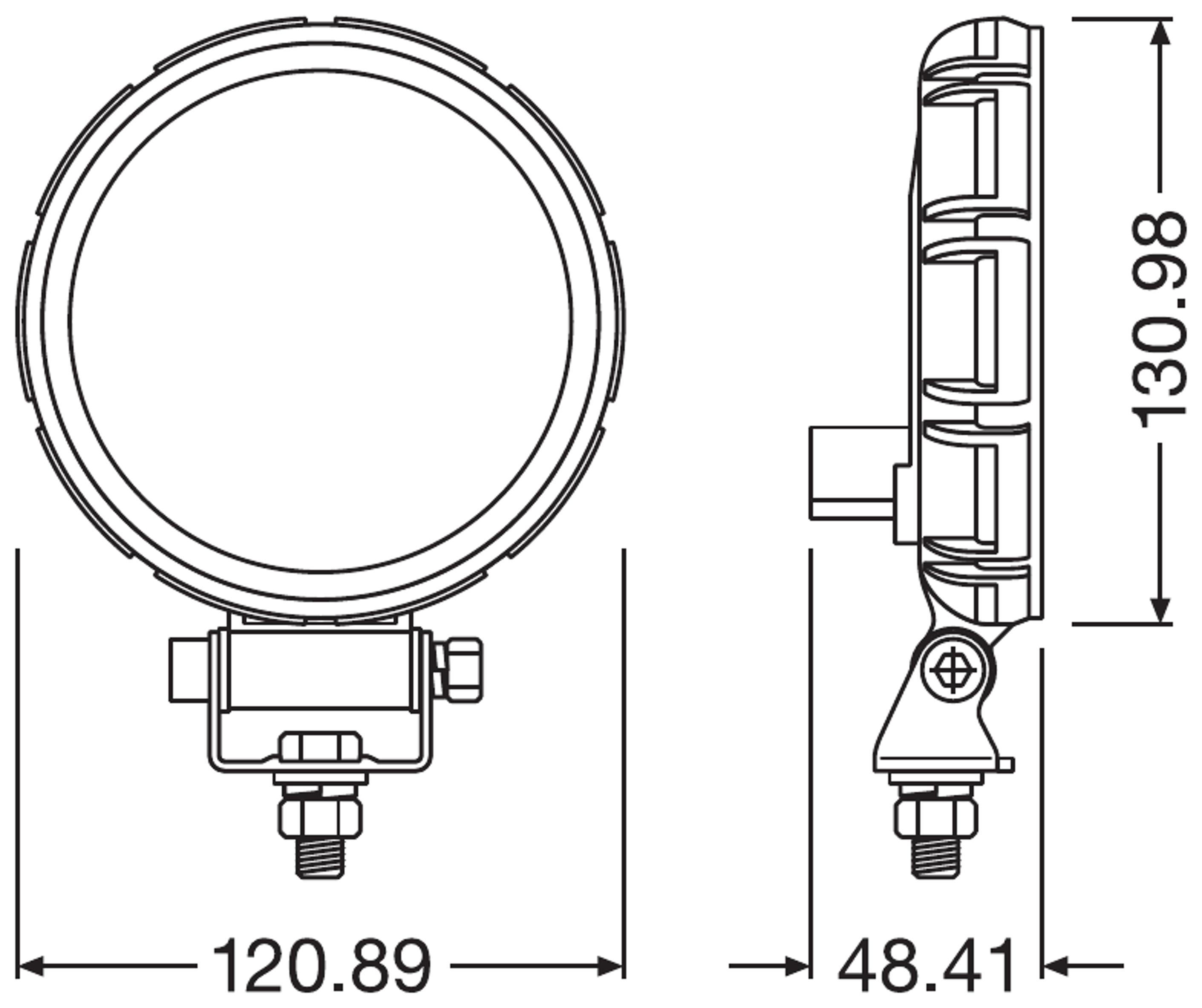 LEDriving Reversing VX120R-WD Scheinwerfer