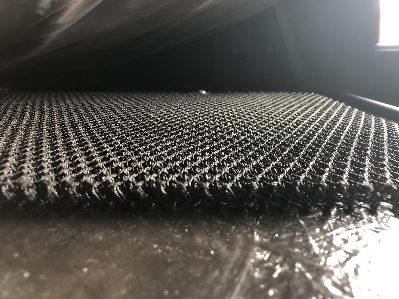 Matratzenunterlage (Mesh) Dachzelt