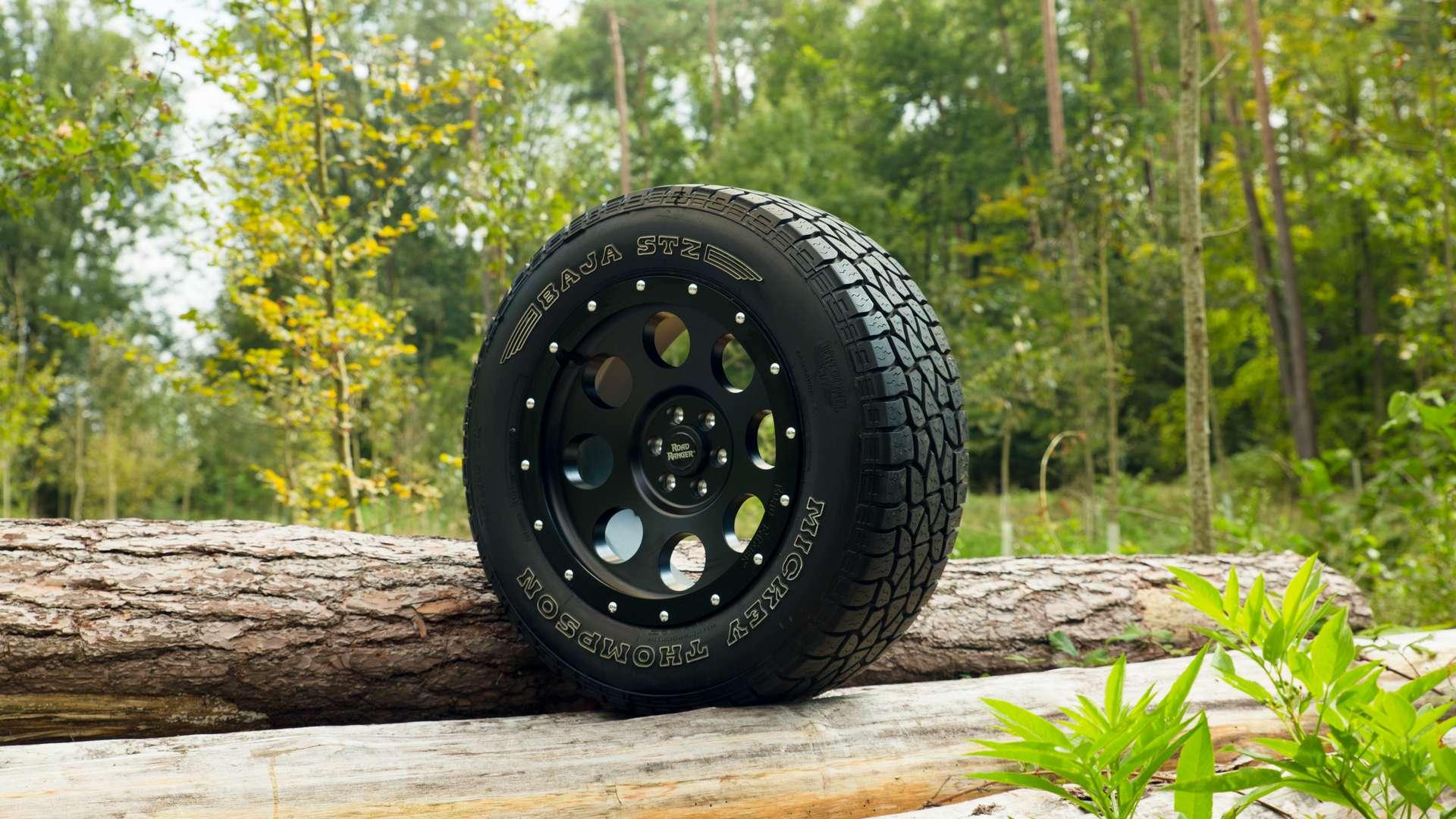 Felge / Komplettrad Felgen und Reifen