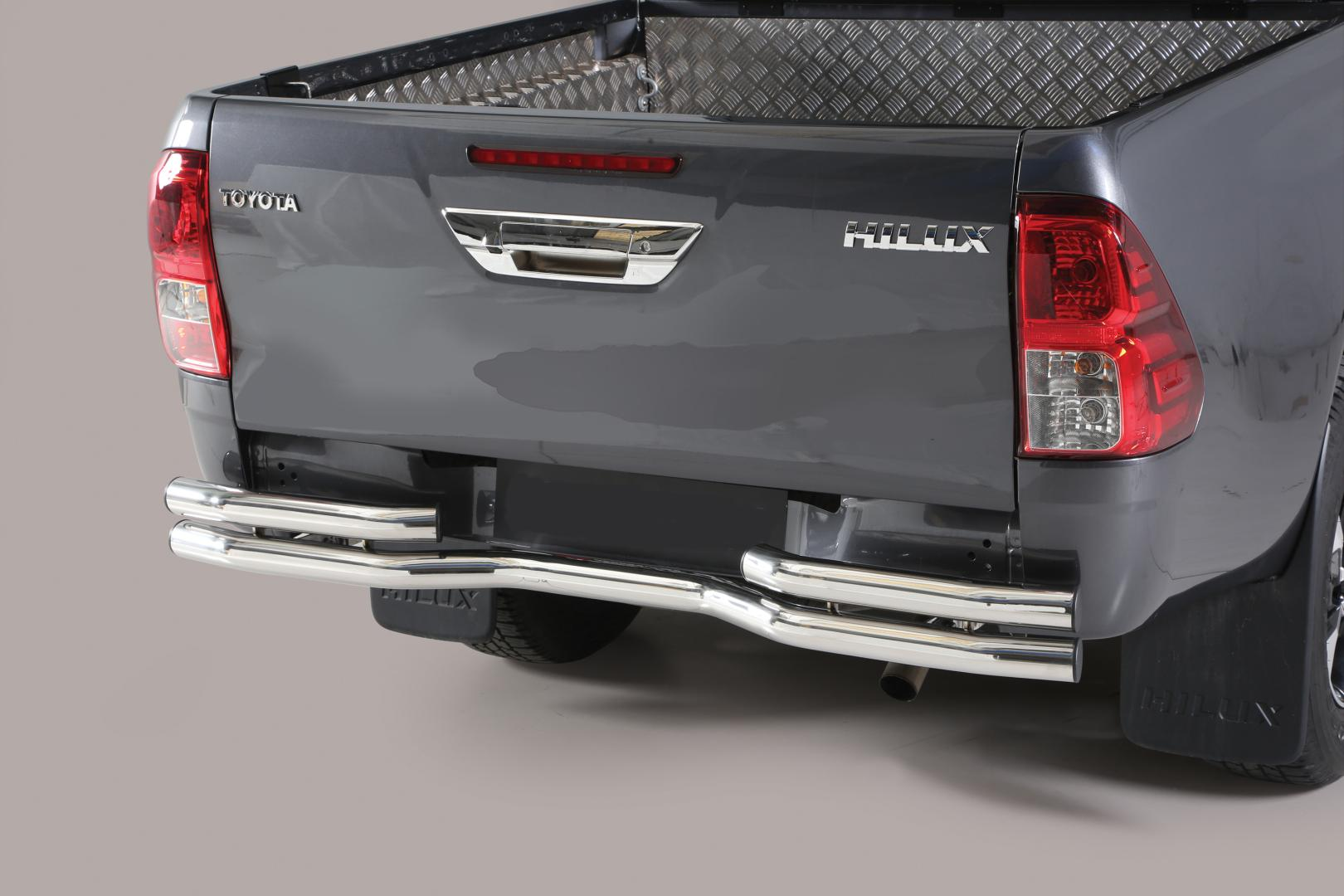 Rear Protection 63 mm Styling Parts