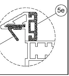 Griffisolator Ersatzteile Roll-N-Lock