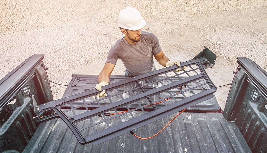 Cargo Manager/ Raumaufteiler Roll-N-Lock
