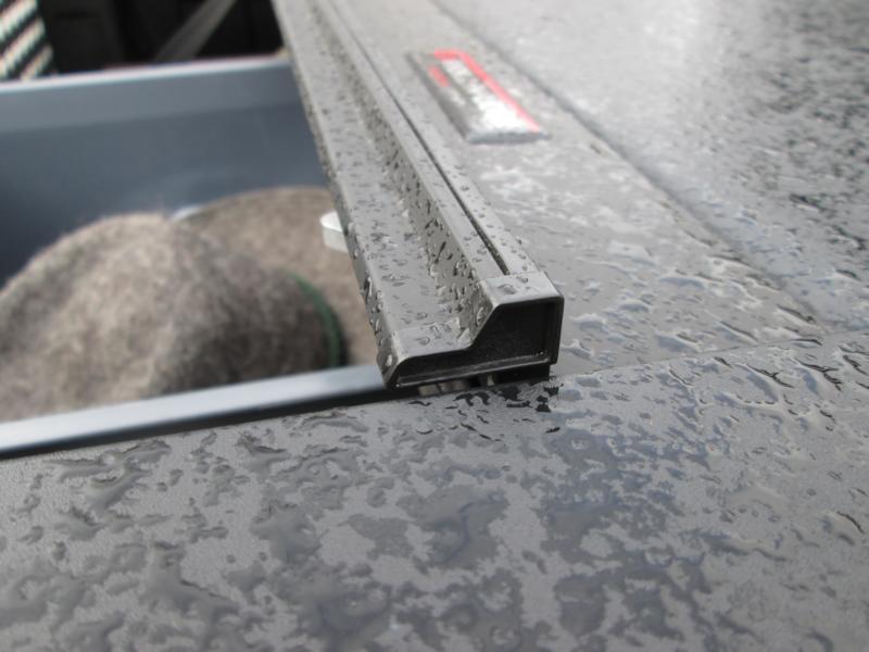 Seitliche Endkappen Ersatzteile Roll-N-Lock