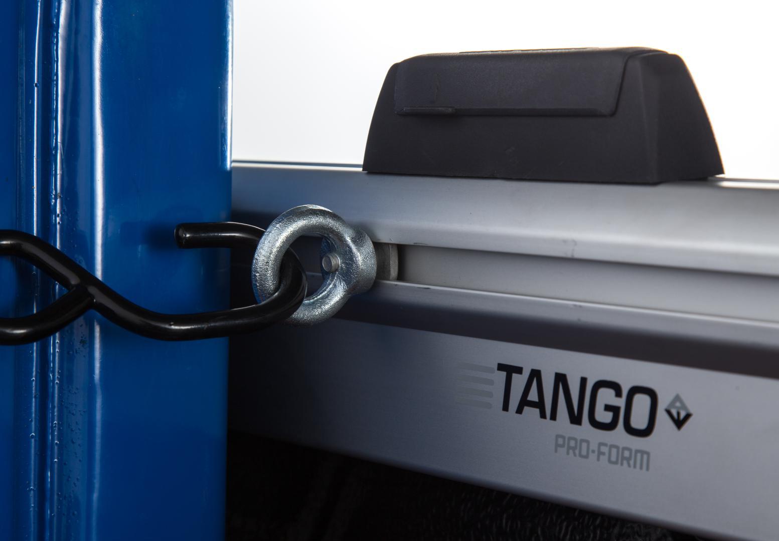 Tango Befestigungssystem Flachabdeckungen