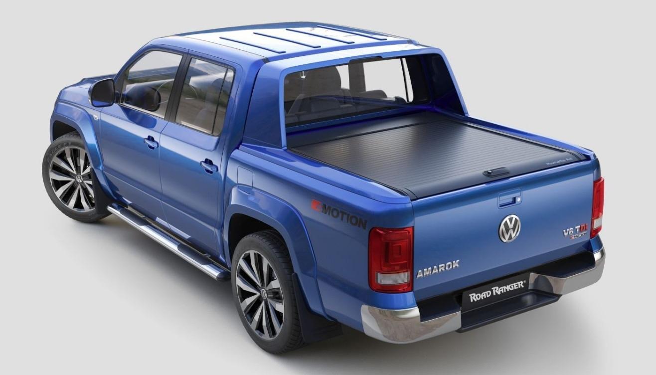 Rollcover Mountain Top VW Amarok Aventura Roll-N-Lock