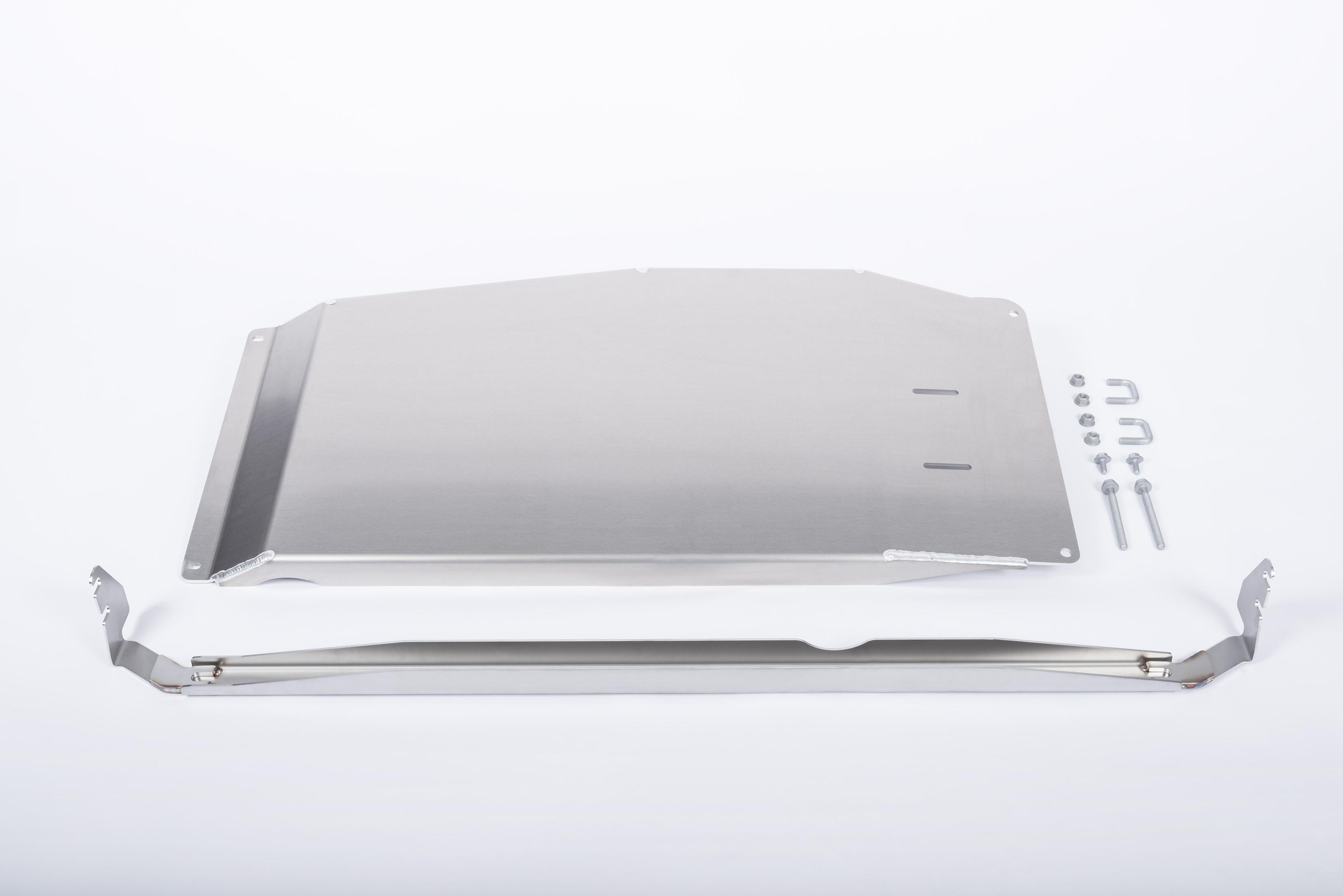 Schutzplatte Verteilergetriebe für Amarok V6 Seikel