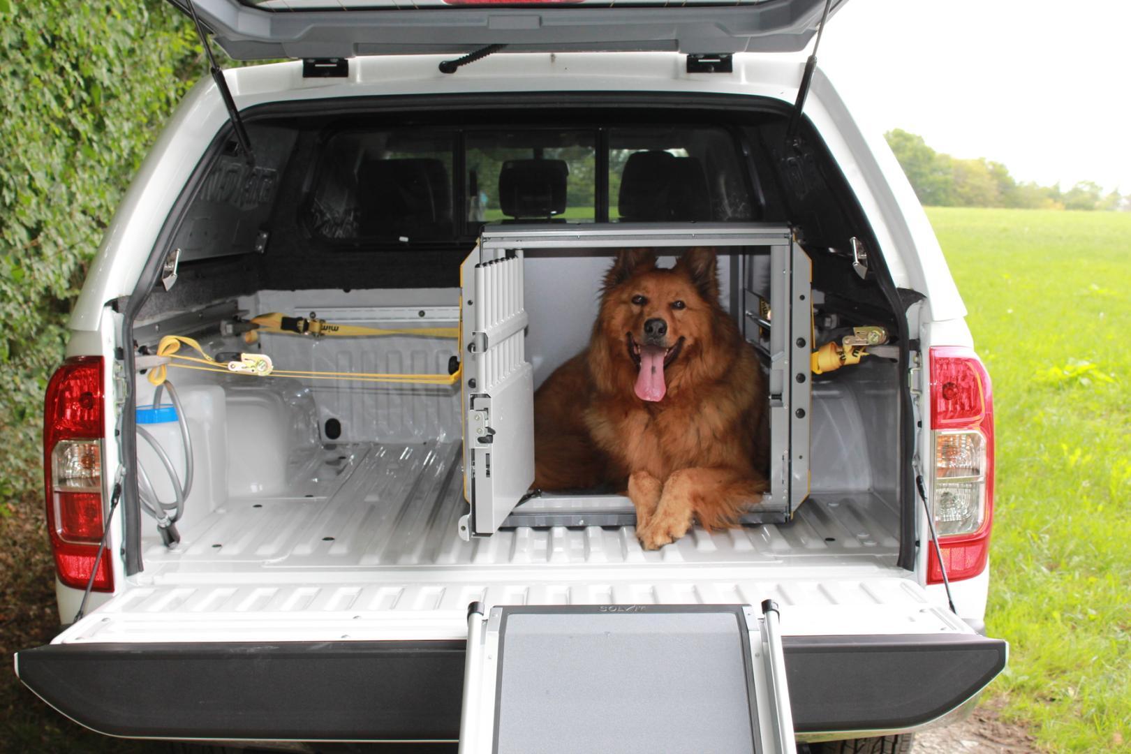 Hundekomfort Hundeschutzgitter