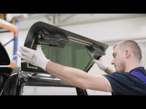 Kunststoff Blende Ersatzteile Hardtop