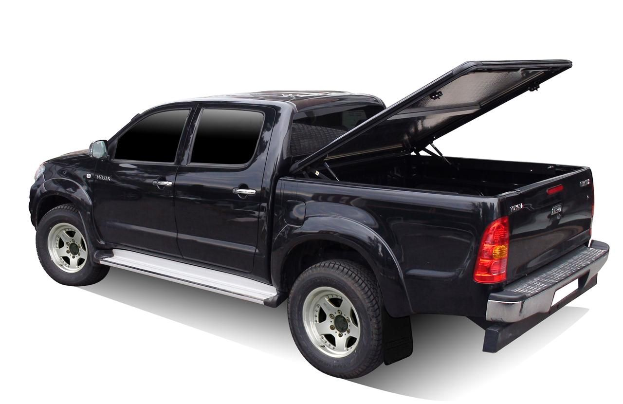 Truck Bed Covers For The Toyota Hilux Road Ranger