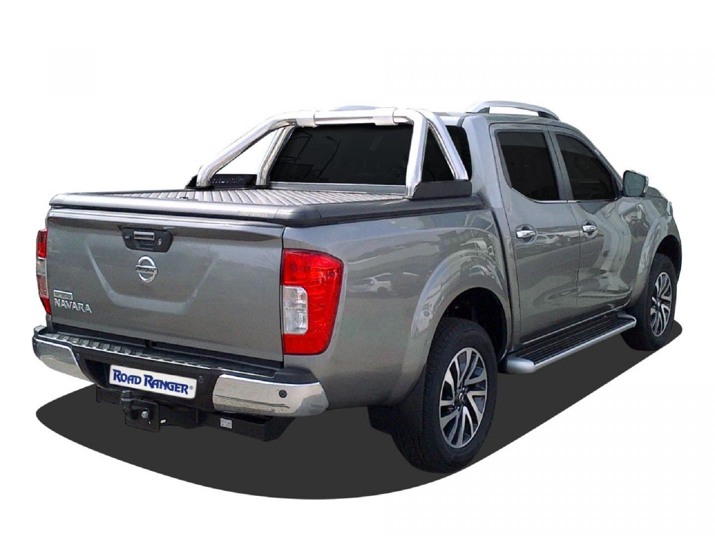 Truck Bed Covers For The Nissan Navara Road Ranger